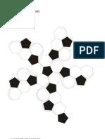 pilota de futbol icosaedre truncat
