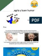 Risa, alegría y buen humor