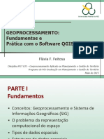 GEOPROCESSAMENTO- Fundamentos e Prática Com o Software QGIS