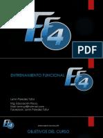 Curso de Entrenamiento Funcional EF4-Fitness House