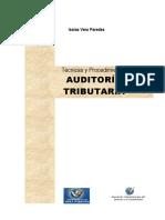 365138922 Tecnicas y Procedimientos Auditoria Tributaria Isaias Vera Paredes Docx