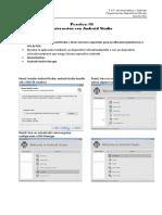 Practica de Laboratorio 1 y 2 - Programación Android