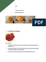 Garnish Jeruk & Stawberry1