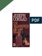Conrad Un Vagabundo de Las Islas