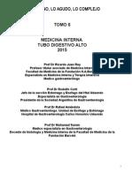 Libro c Indice Tubo Digestivo Alto 2015