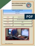 Elaboración de un prototipo de  Electroencefalograma (EEG)