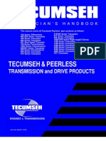 1-TESMM-Tecumseh Engine Service Maintenance Manual