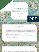 Unidad 4 La Real Expedición de La Vacuna - María Clara Corrales