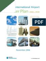 LAPTER - Bristol Airport Master Plan