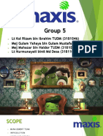 Group 5 Maxis 170730h Jul