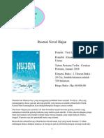 Resensi Novel Hujan - Mia N Aini.docx