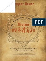 Divine Vedas_ Analysis of Various Sets of Allegations on Vedas