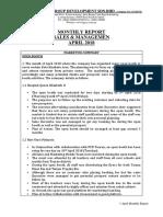 4. APR18 Sales Management Report