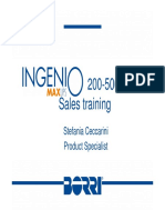 Sales Training_ingenio Max 200-500 Kva