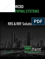 RAKTherm Reinforced Piping Systems