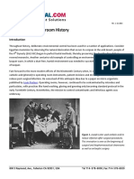 Cleanroom History