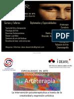 Arteterapia  Panorama general y beneficios en la salud