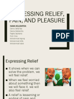 Expressing Relief