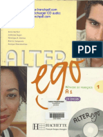 Alter Ego A1 - Knjiga