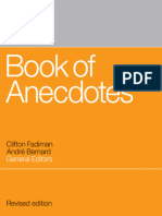 Bartlett s Book of Anecdotes