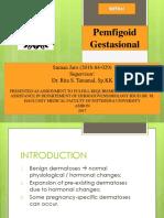 pemfigoid gestasional