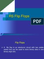 RS flip Flop