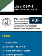 Hacia el DSM-5, una revisión del borrador 2010