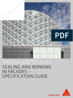 Facade Systems Specification Guide