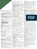 KIT Partikeltechnik Formelsammlung