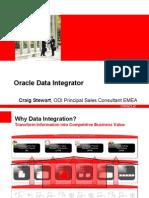 Oracle Data ODI