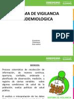 Sistema de Vigilancia Epidemiologica A