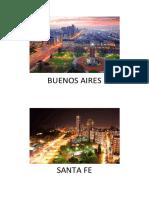 Ciudades de Argentina