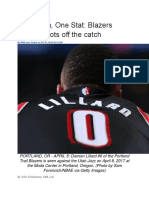 One Team - Blazers