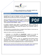 Manual Inscripciones Convocatoria Dapre