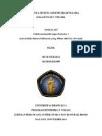 PENTINGNYA HUKUM ADMINISTRASI NEGARA - Copy.docx
