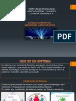 presentacionSistemas&BasesdeDatos