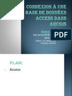 Connexion à Une Base de Données Access