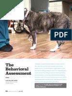 The Behavioral Assessment