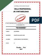 Economia - Jorge Miguel Ruiz Moreno