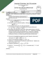 Examen 2do Hemisemestre P1 - Ago2014