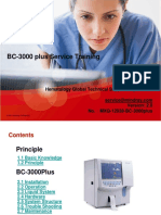 BC-3000 Plus Service Training V2.0 En