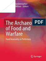Amber M. VanDerwarker, Gregory D. Wilson eds. The Archaeology of Food and Warfare Food Insecurity in Prehistory.pdf