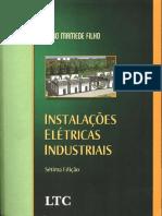 Livro Instalacoes Eletricas Industriais 7º Edicao Joao Mamede Filho PDF