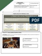 Guia 7 Año Vane - Chile1 Legislativo