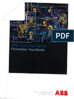 Handbook Flow Measurement