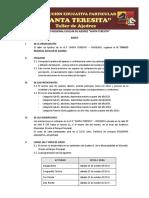 2018 10 13 III Torneo Regional Escolar de Ajedrez