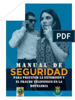 Manual de Prevencion Extorsion Telefonica