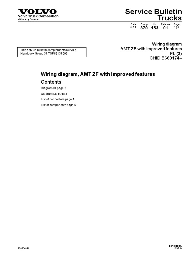 89149845-Wiring Diagram FL(3), AMT ZF With Improved Features ... on