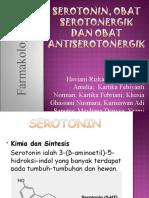 Serotonin Obat Serotonergik-presentasi