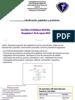 Aminoacidos Dra. Gordillo